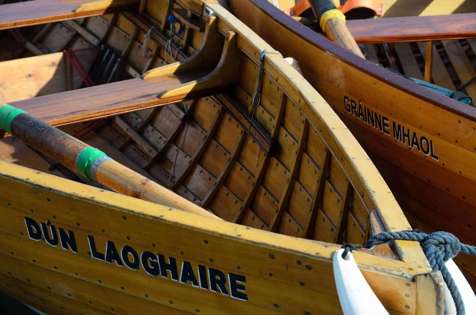 CAI clinker boats