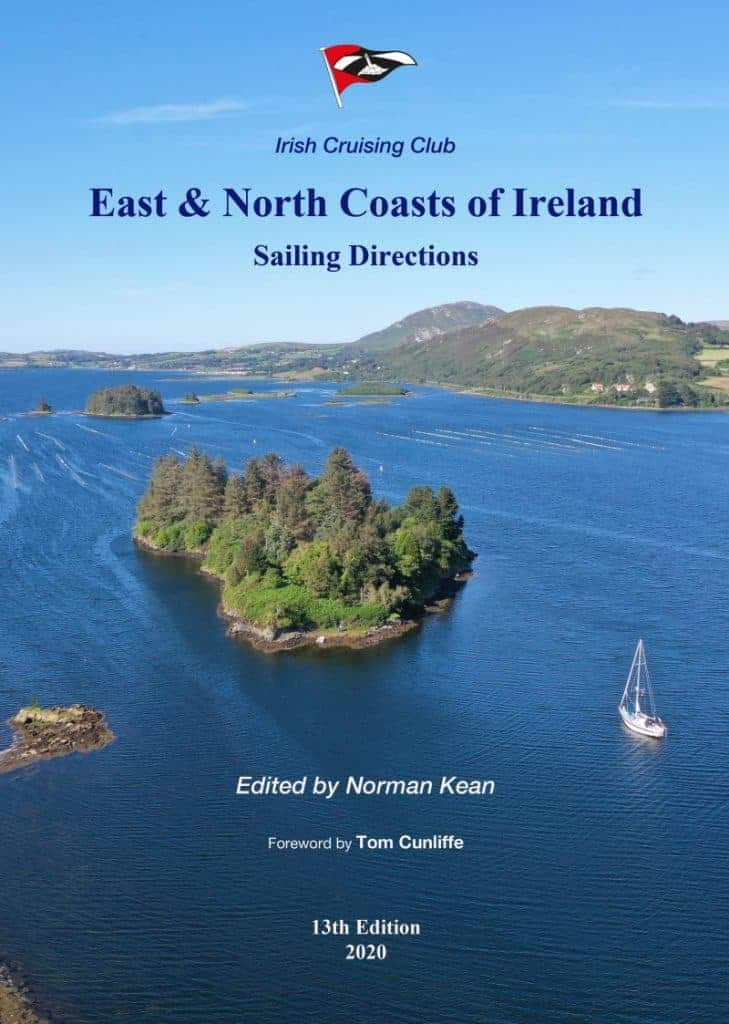 Irish Cruising Club East and North Sailing Directions