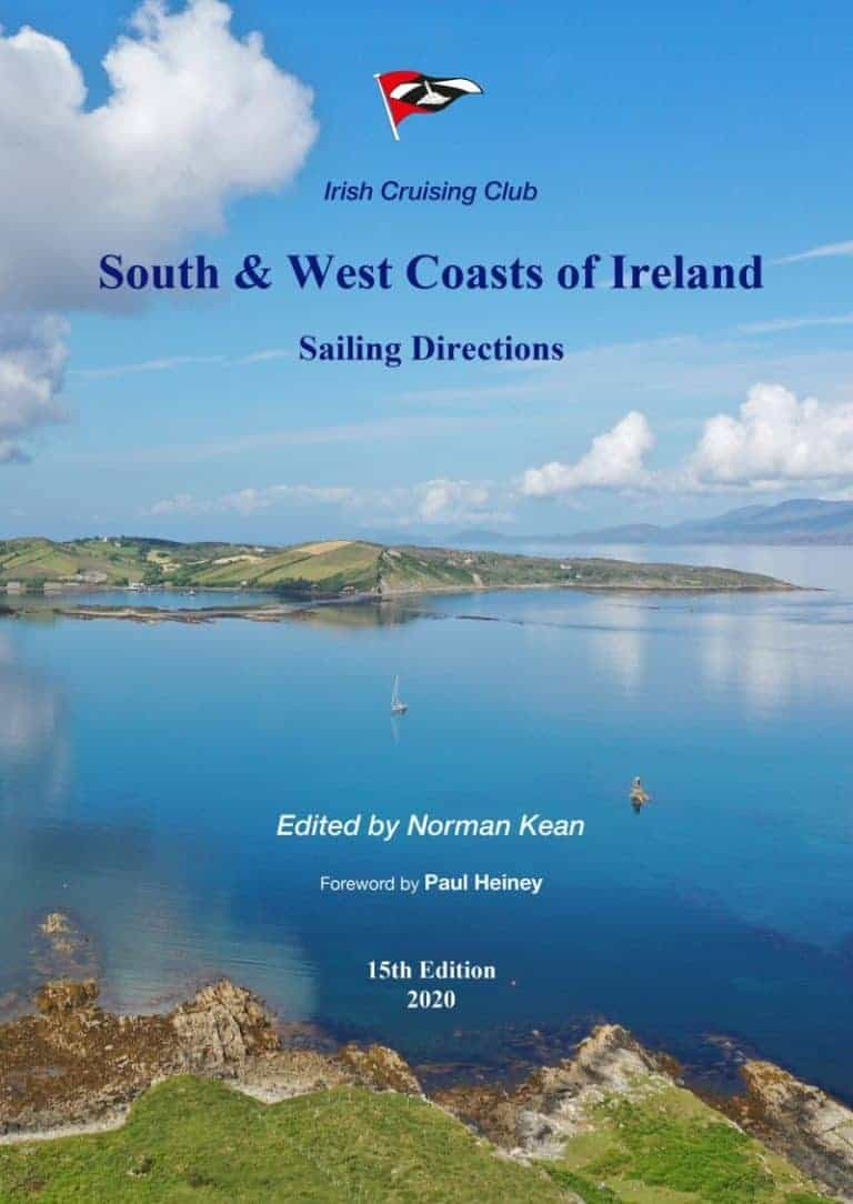 Irish Cruising Club South and West Sailing Directions