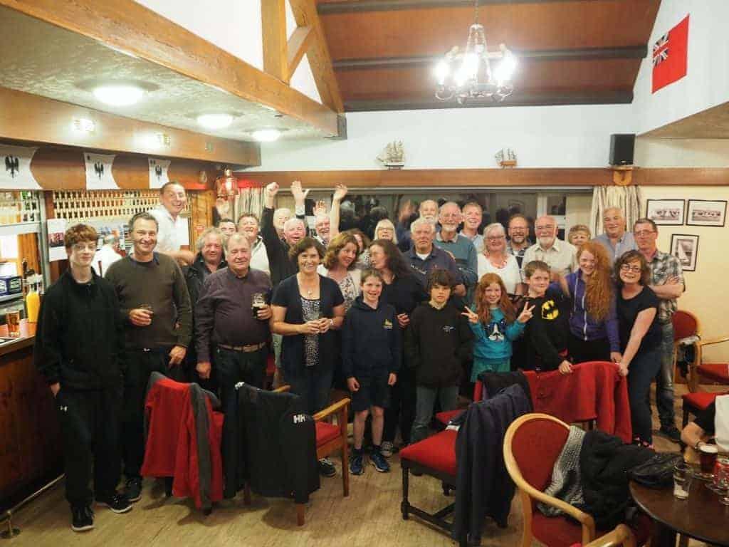 CAI Cruise to Caernarfon RWYC