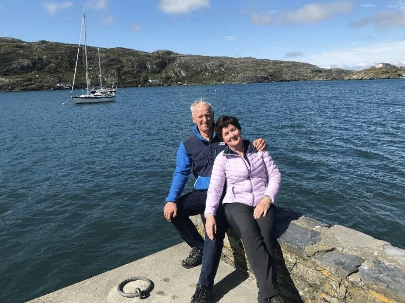 Pat & Ruth O'Shea